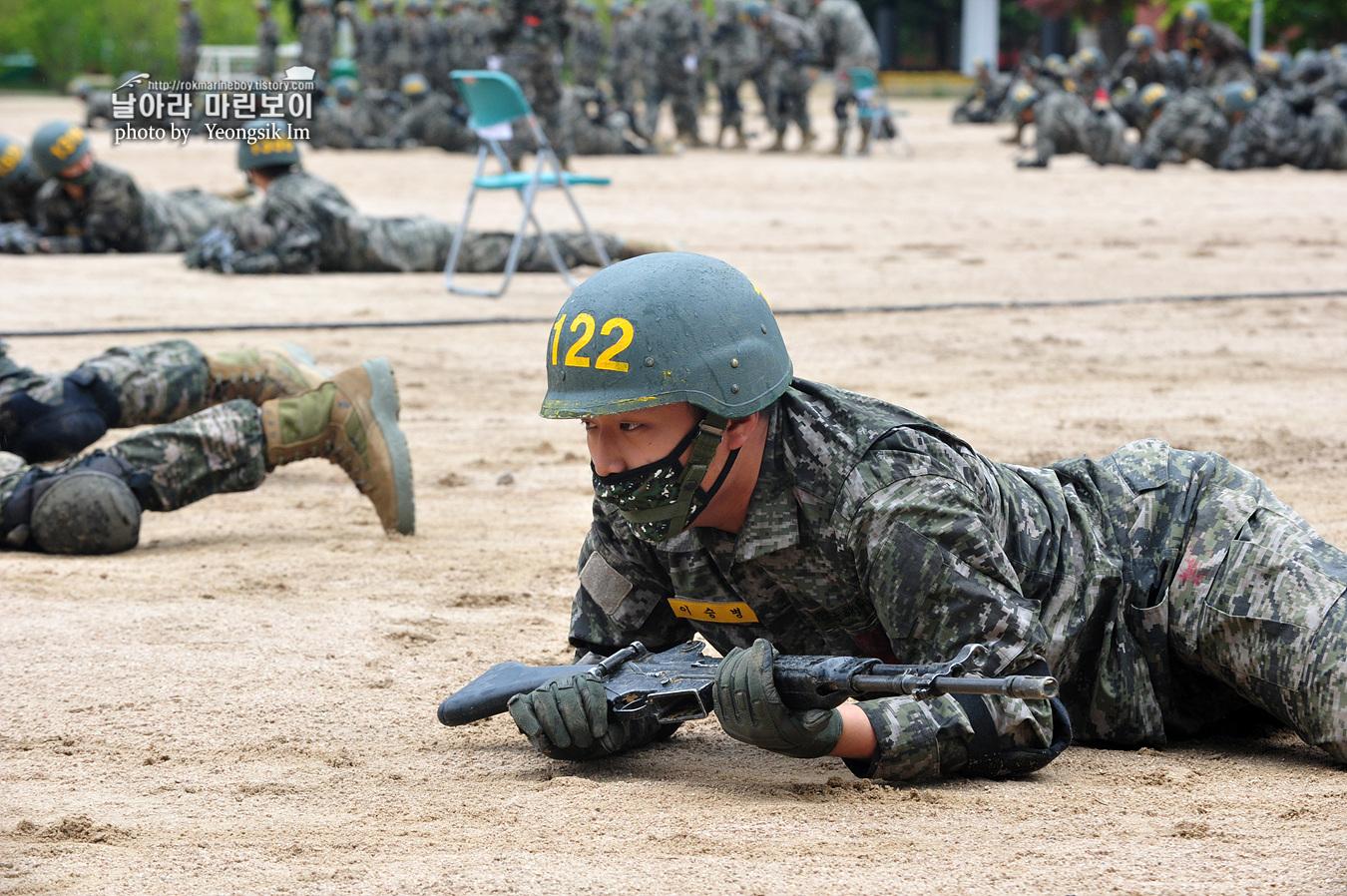 해병대 신병 1257기 1교육대 3주차 각개전투연습 1_1026.jpg