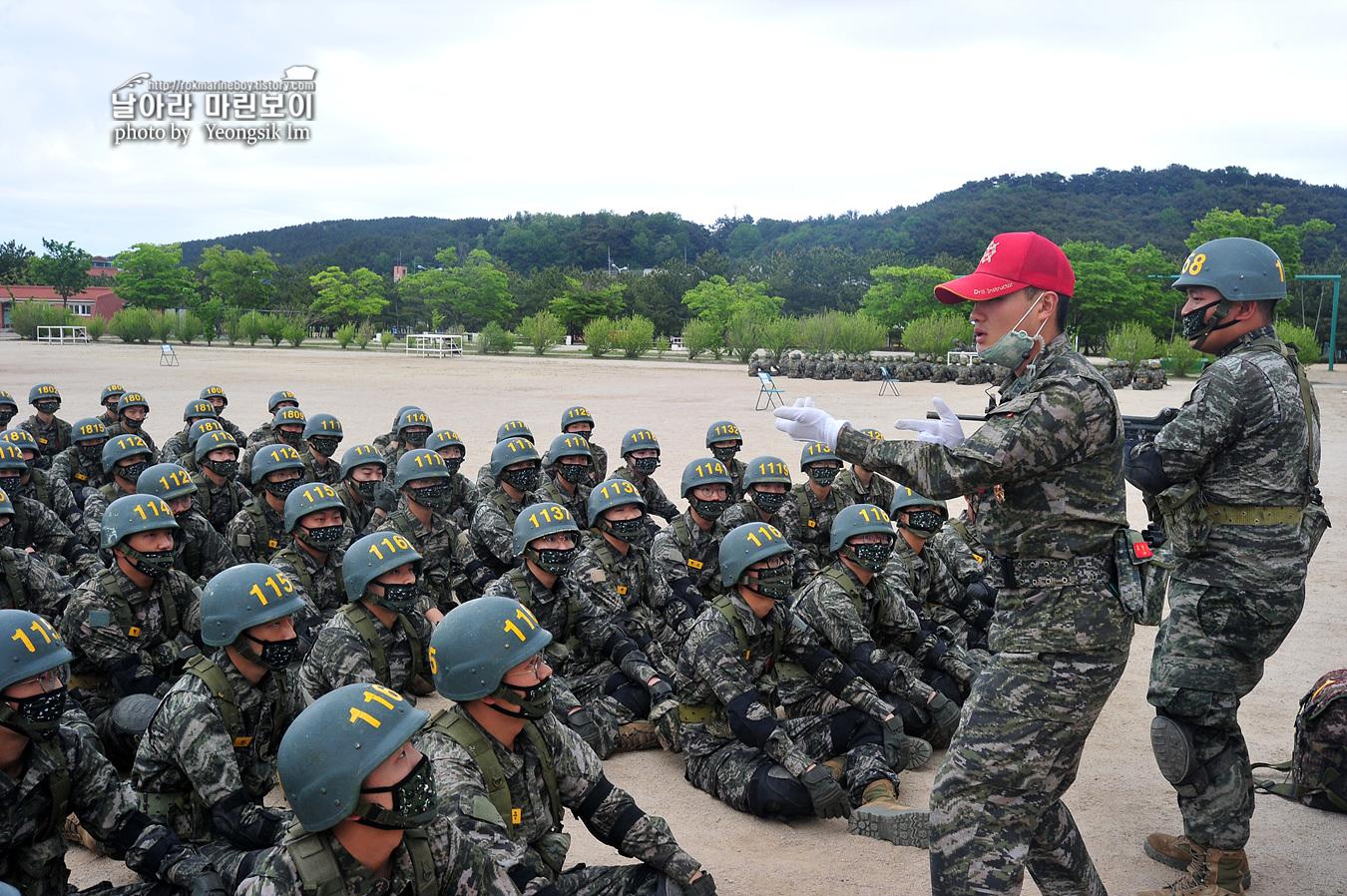 해병대 신병 1257기 1교육대 3주차 각개전투연습 1_1001.jpg