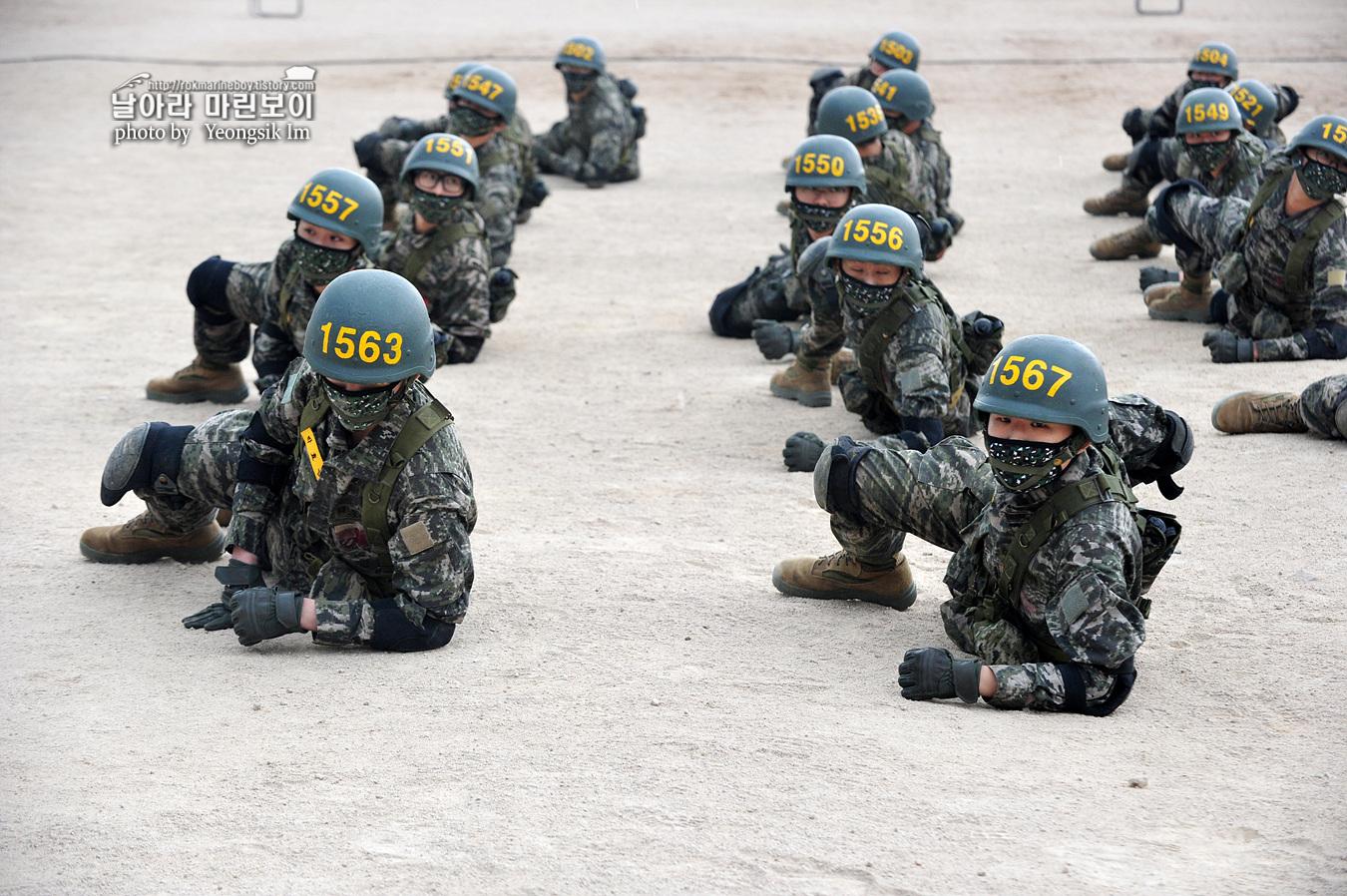 해병대 신병 1257기 1교육대 3주차 각개전투연습 5_0943.jpg