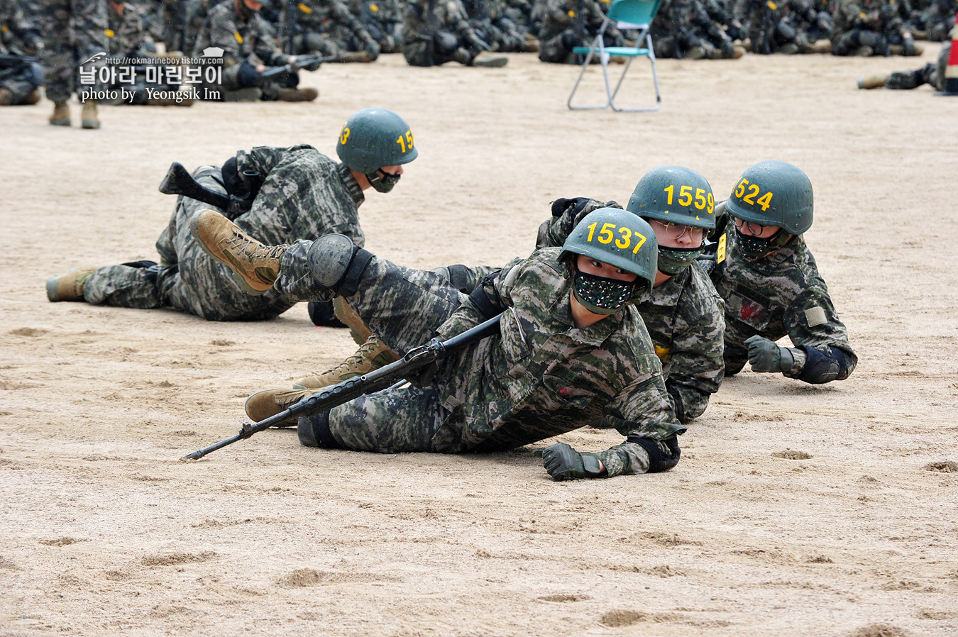 해병대 신병 1257기 1교육대 3주차 각개전투연습 5_1014.jpg