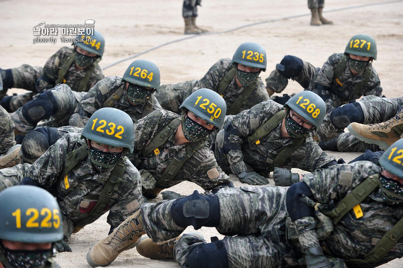 해병대 신병 1257기 1교육대 3주차 각개전투연습 2_0957.jpg