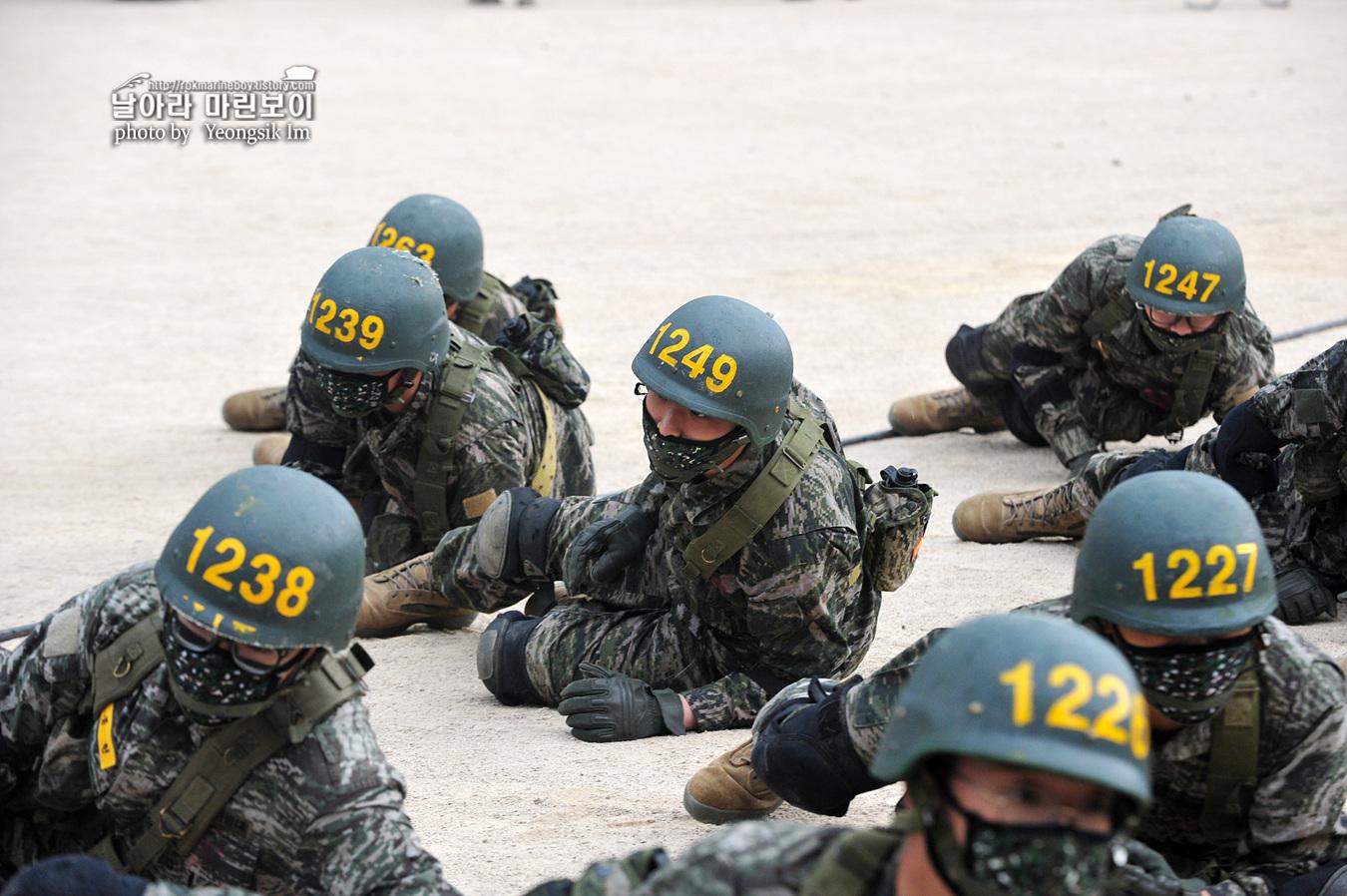 해병대 신병 1257기 1교육대 3주차 각개전투연습 2_0955.jpg