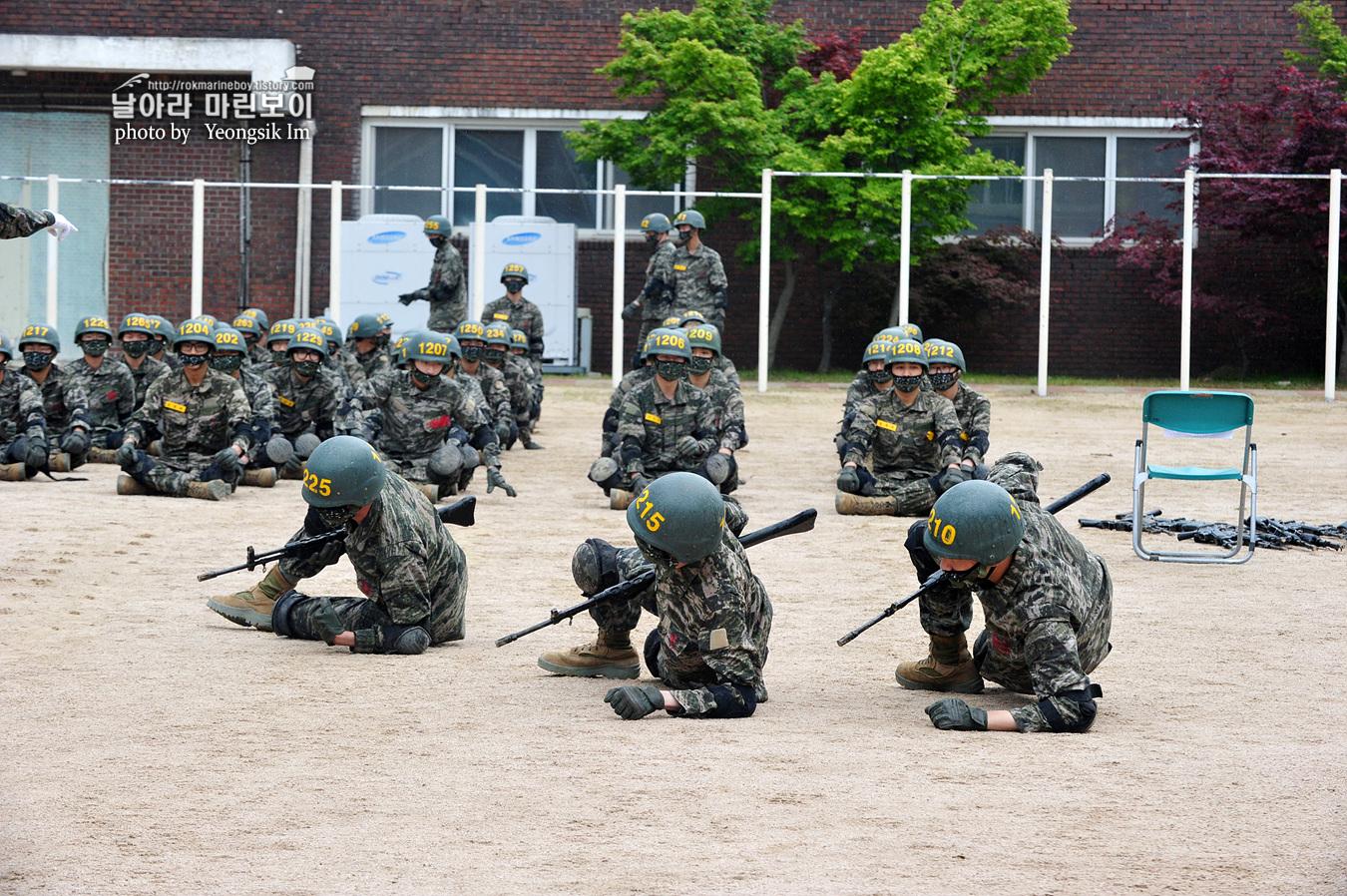 해병대 신병 1257기 1교육대 3주차 각개전투연습 2_1018.jpg