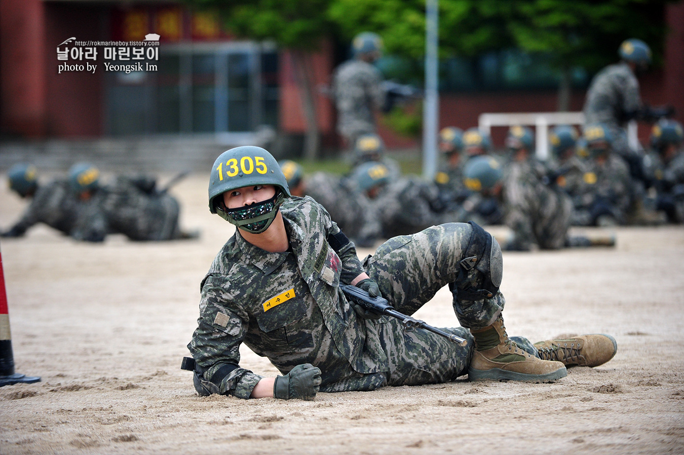 해병대 신병 1257기 1교육대 3주차 각개전투연습 3_1041.jpg