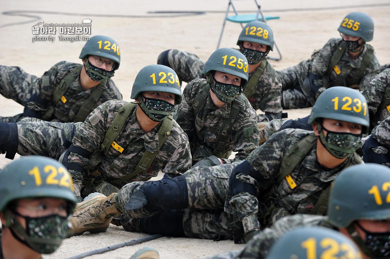 해병대 신병 1257기 1교육대 3주차 각개전투연습 2_0953.jpg