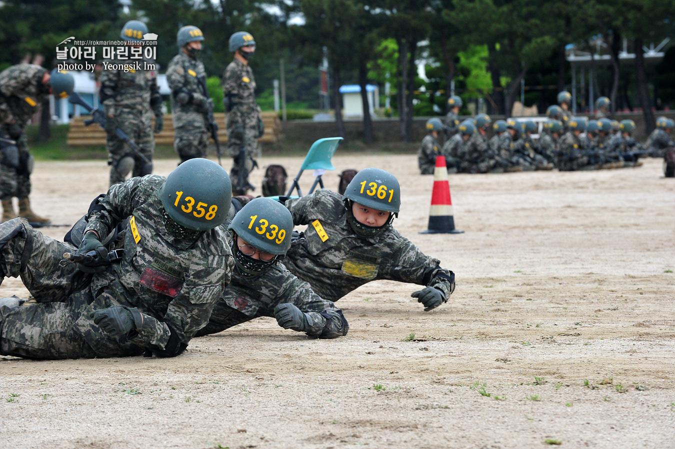 해병대 신병 1257기 1교육대 3주차 각개전투연습 3_1063.jpg