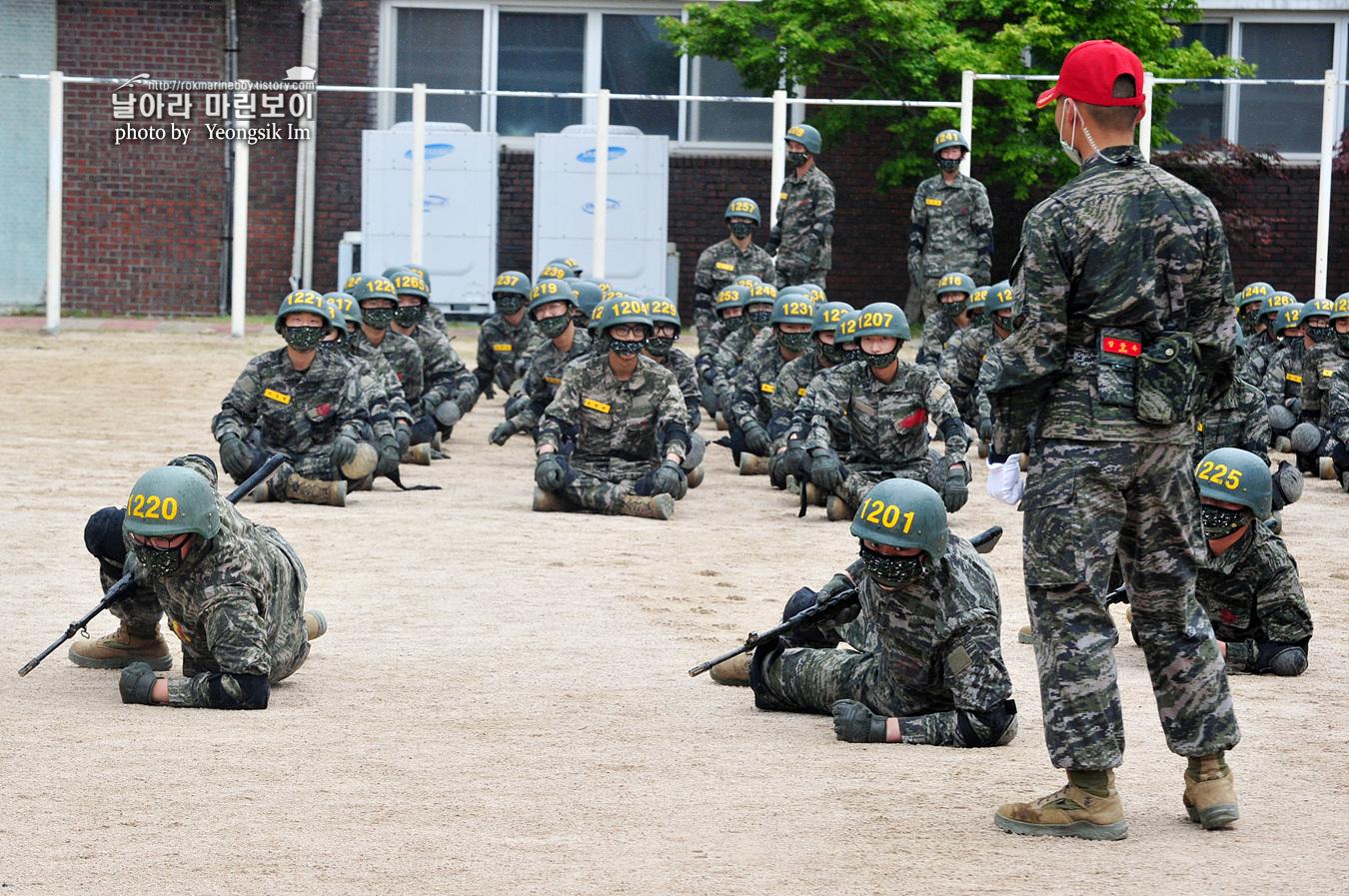 해병대 신병 1257기 1교육대 3주차 각개전투연습 2_1016.jpg