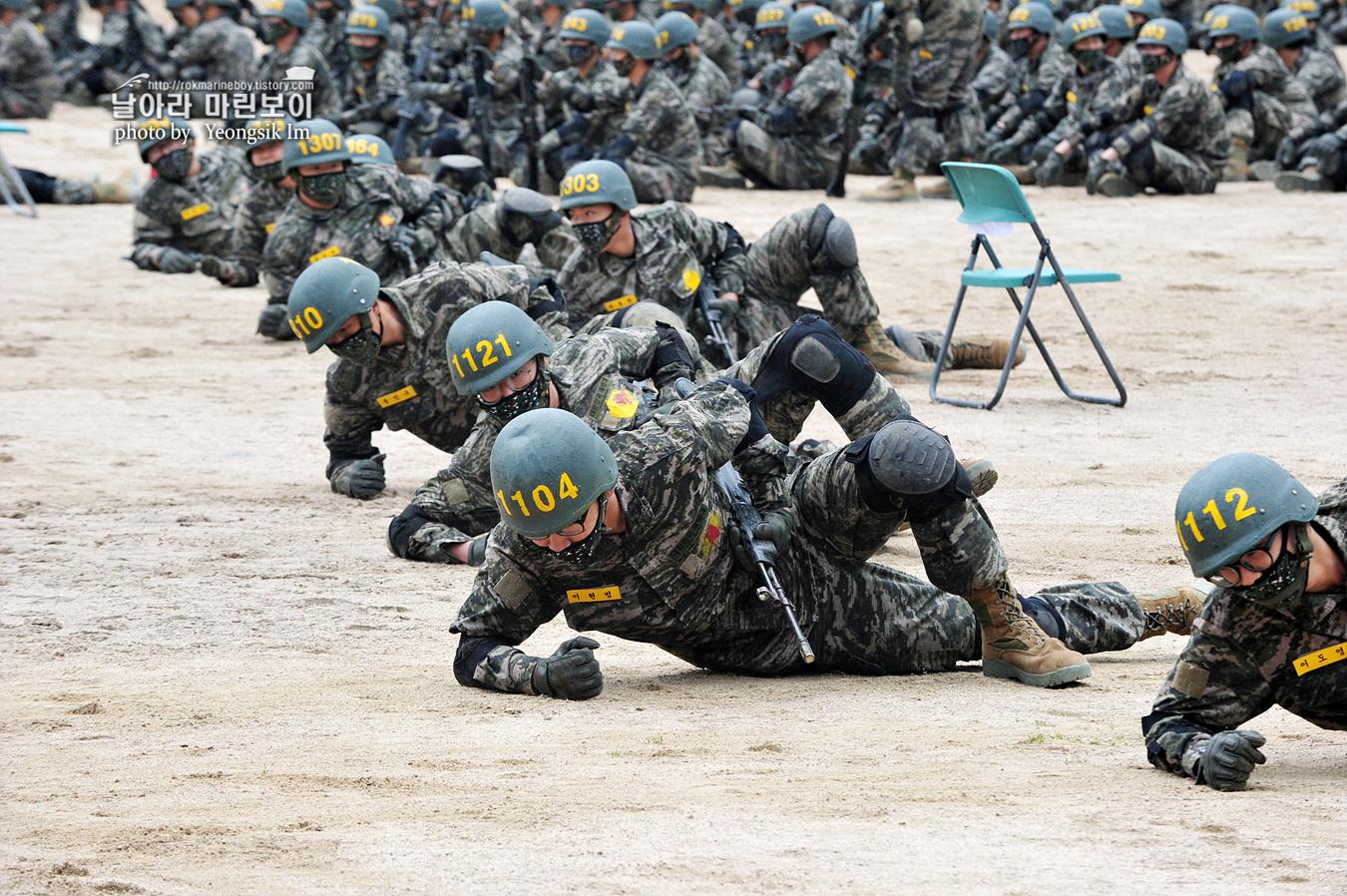 해병대 신병 1257기 1교육대 3주차 각개전투연습 1_1031.jpg
