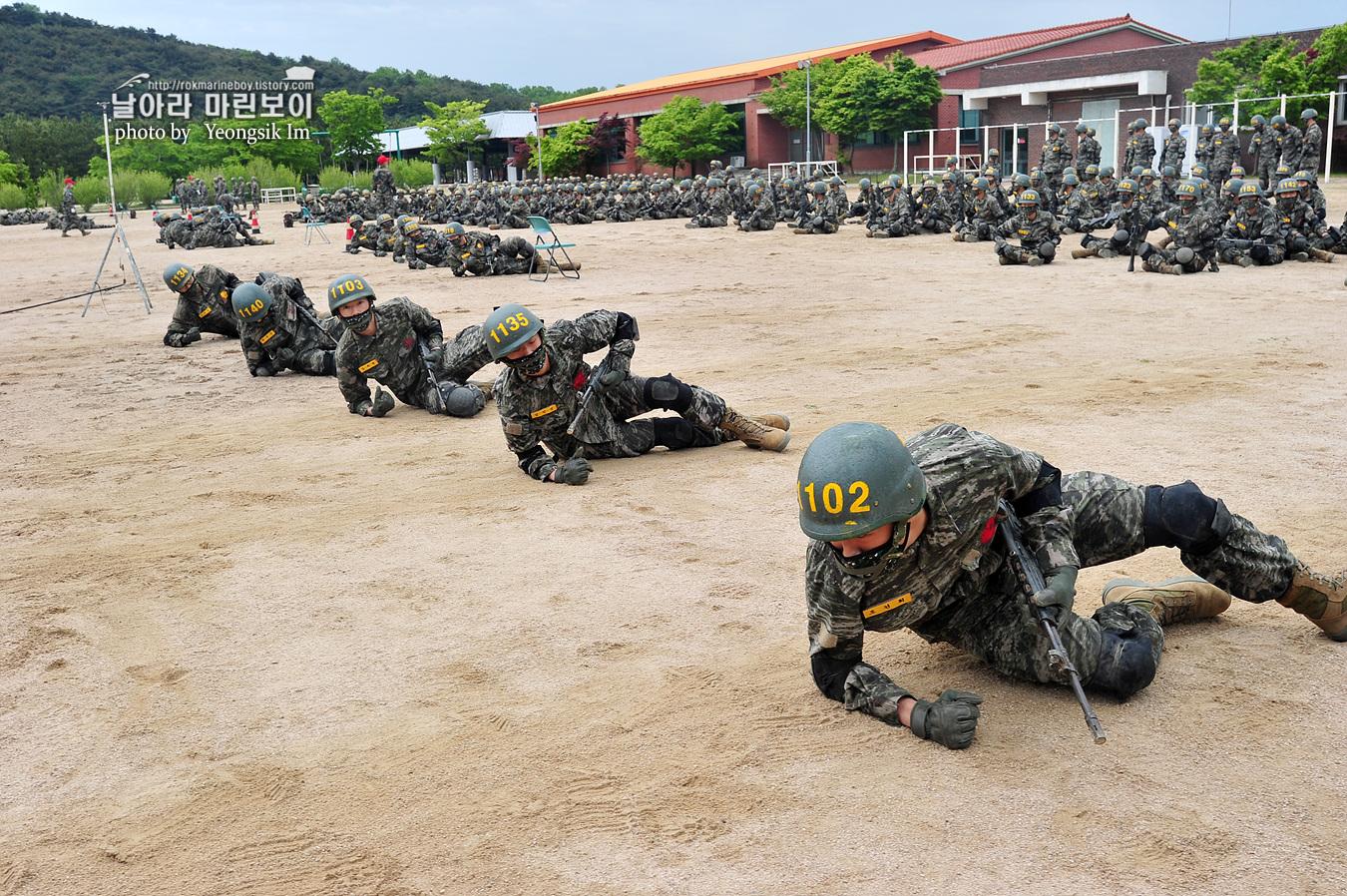 해병대 신병 1257기 1교육대 3주차 각개전투연습 1_9798.jpg