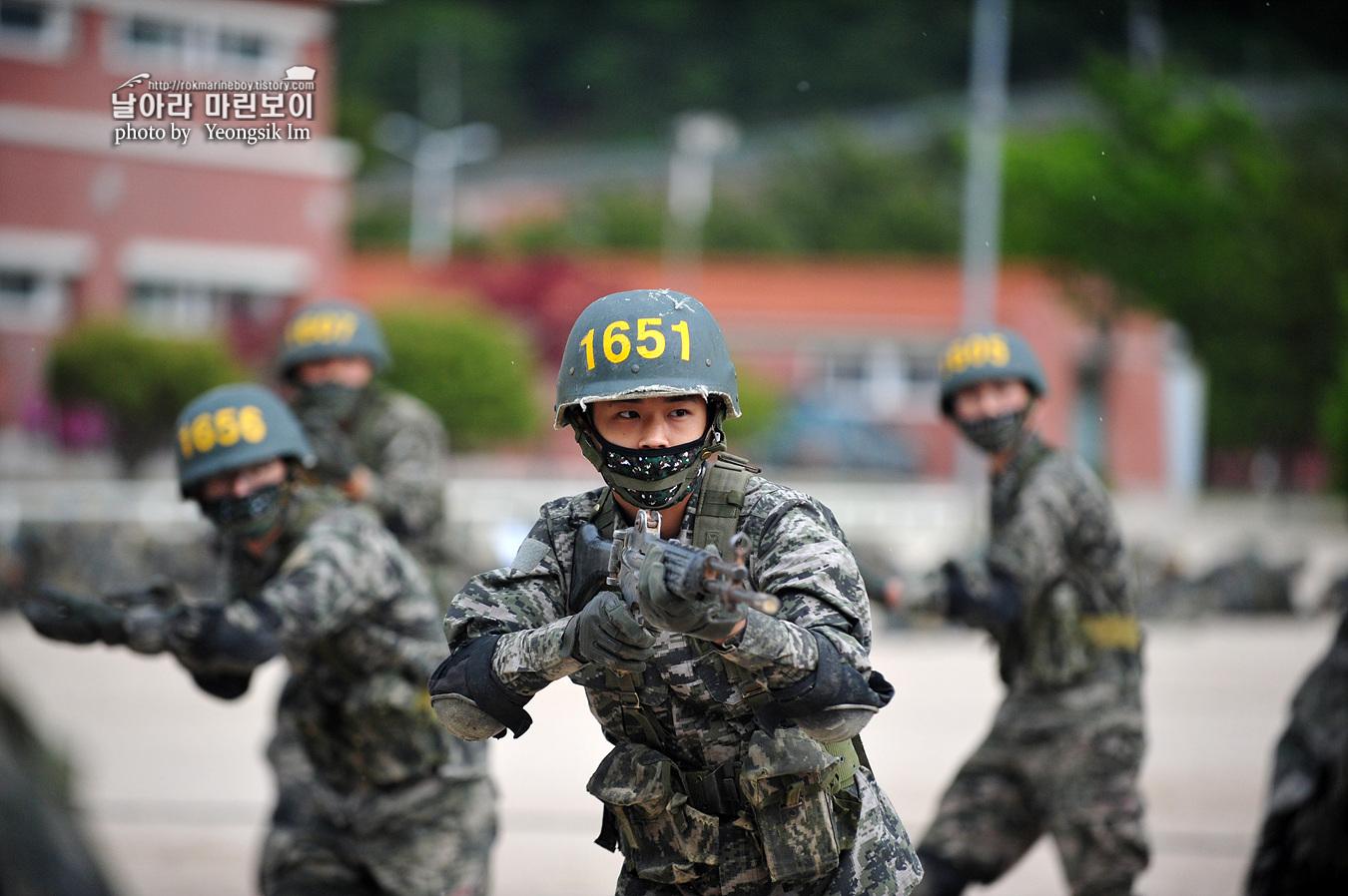 해병대 신병 1257기 1교육대 3주차 각개전투연습 6_0968.jpg