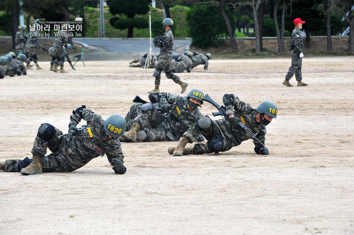 해병대 신병 1257기 1교육대 3주차 각개전투연습 6_1059.jpg