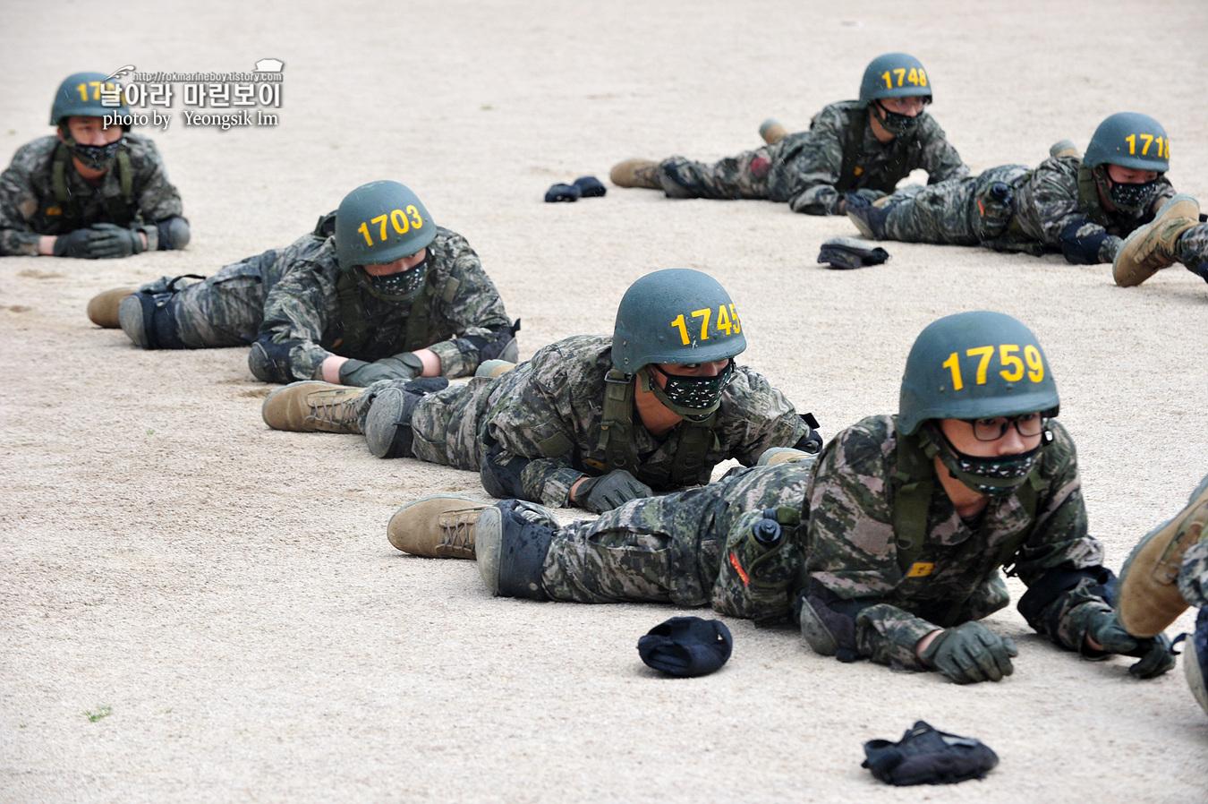 해병대 신병 1257기 1교육대 3주차 각개전투연습 7_0991.jpg