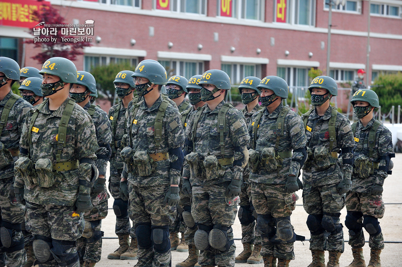 해병대 신병 1257기 1교육대 3주차 각개전투연습 2_0928.jpg
