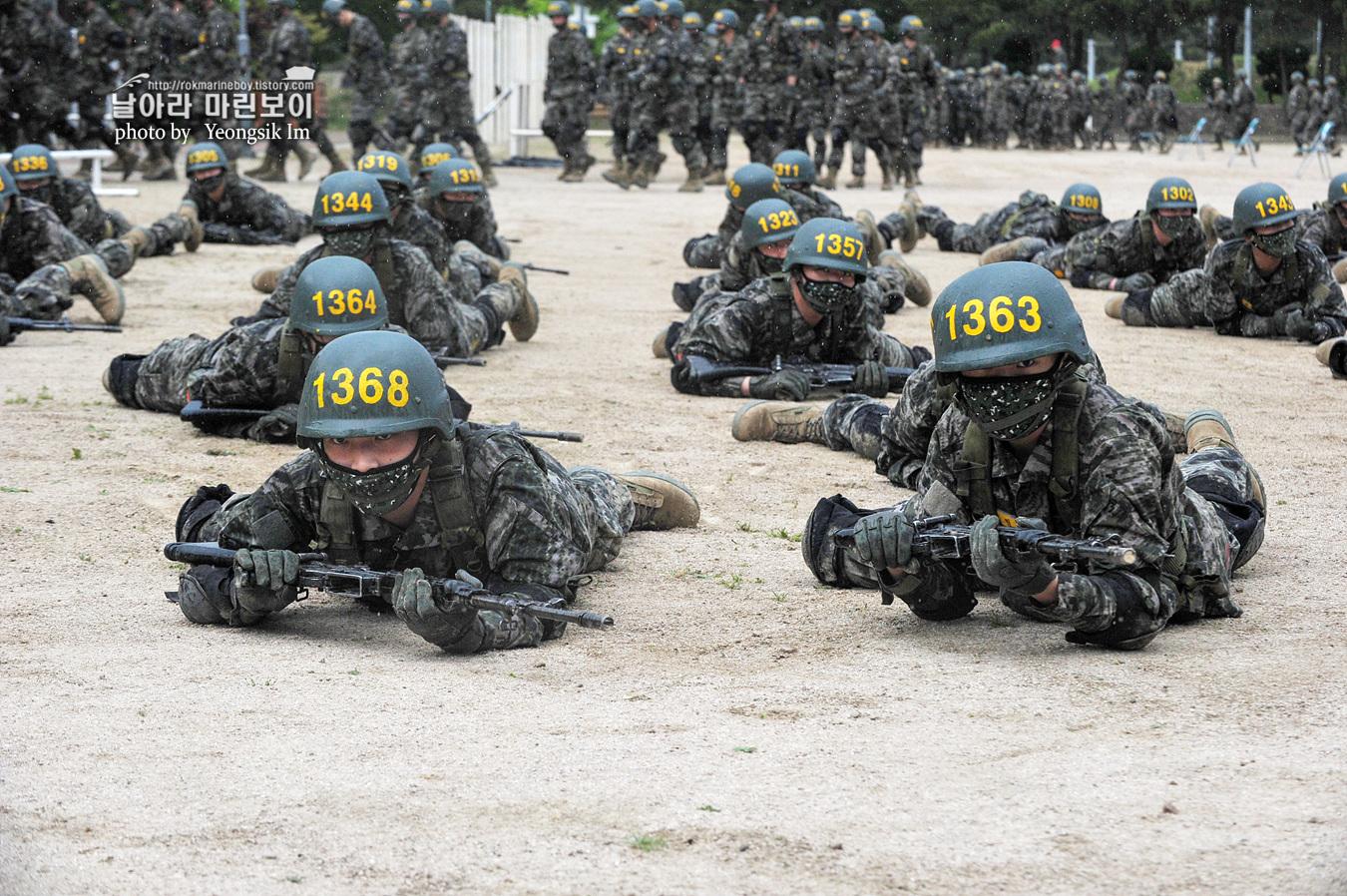 해병대 신병 1257기 1교육대 3주차 각개전투연습 3_1003.jpg