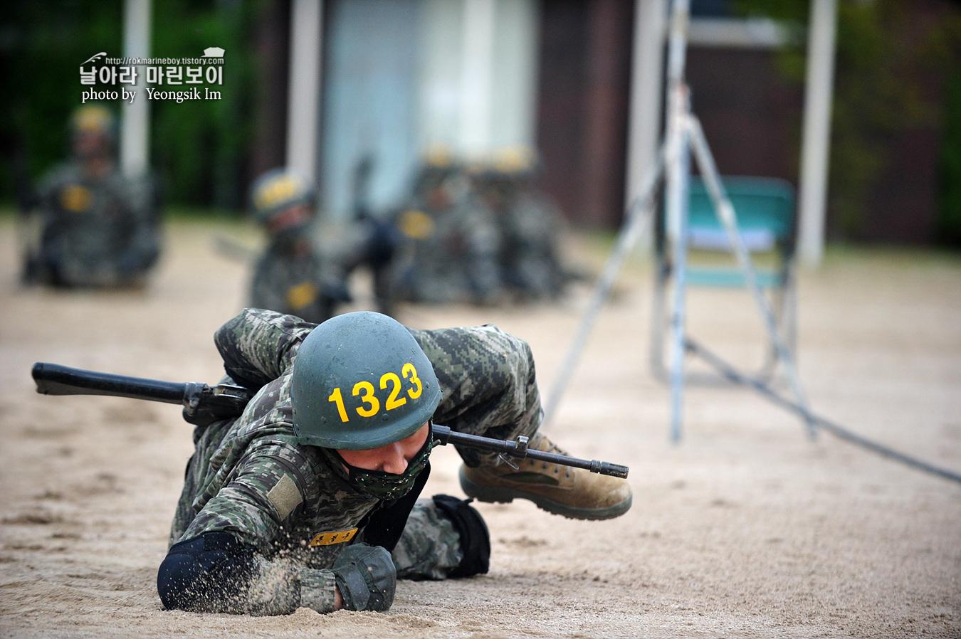 해병대 신병 1257기 1교육대 3주차 각개전투연습 3_1045.jpg