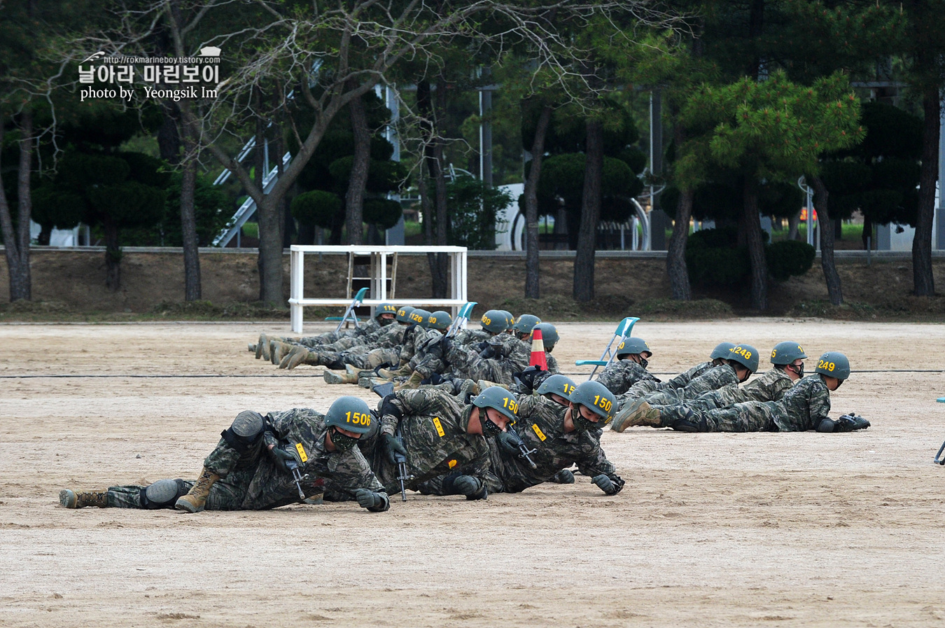 해병대 신병 1257기 1교육대 3주차 각개전투연습 5_1057.jpg