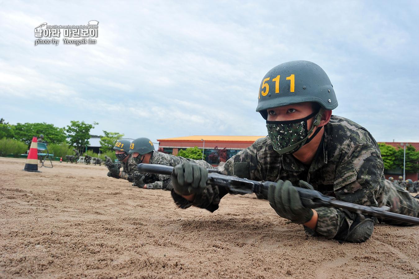 해병대 신병 1257기 1교육대 3주차 각개전투연습 5_9805.jpg
