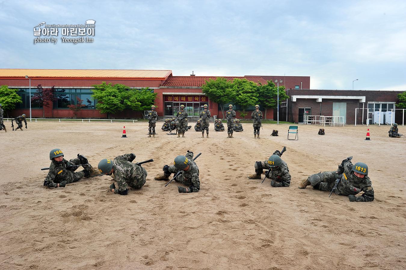 해병대 신병 1257기 1교육대 3주차 각개전투연습 6_9807.jpg