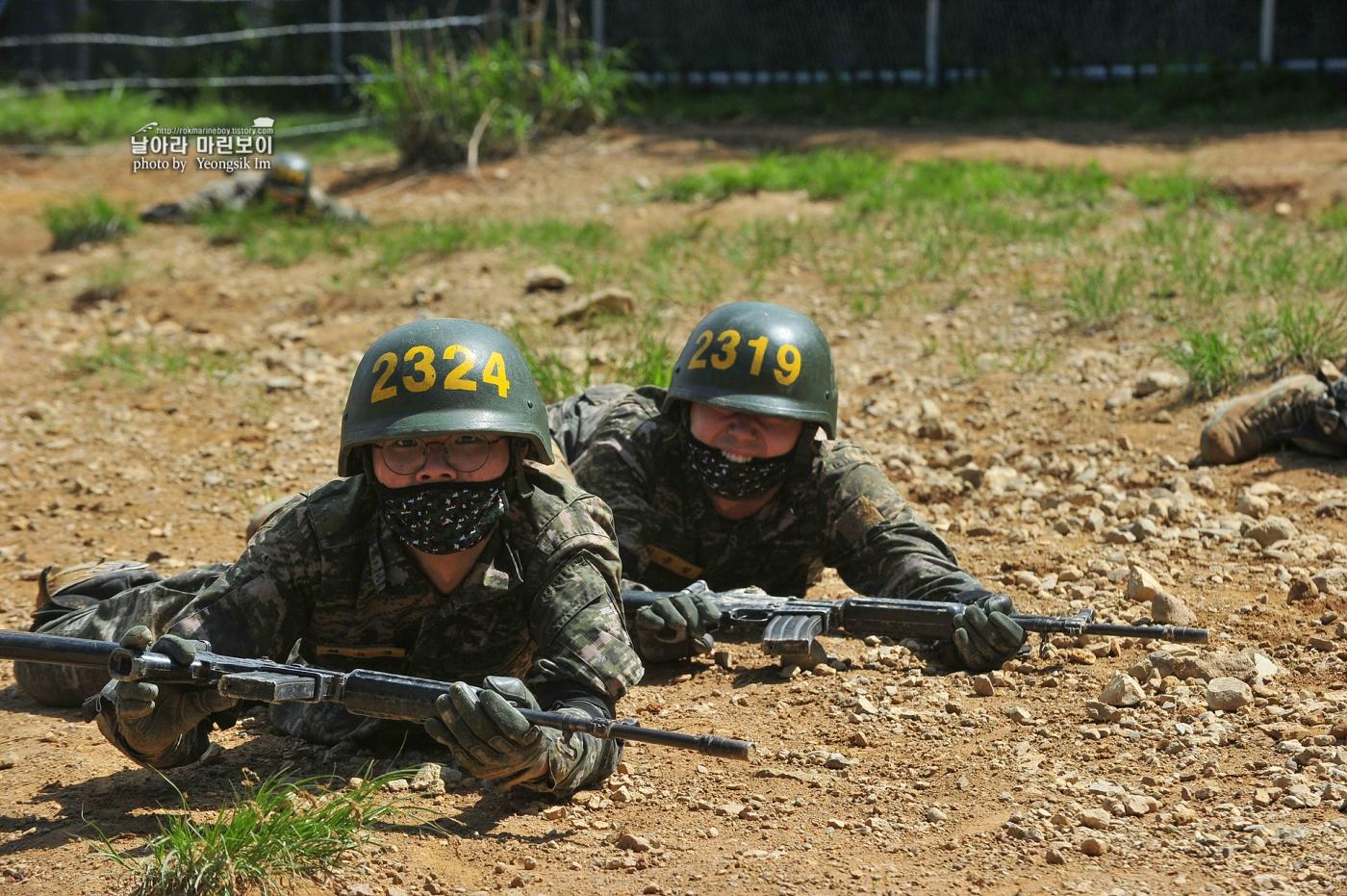 해병대 신병 1257기 2교육대 극기주 각개전투_2062.jpg