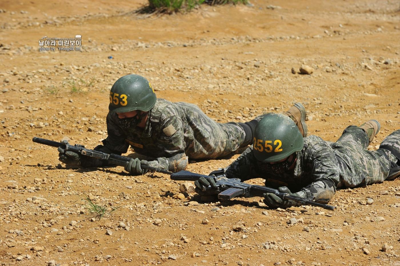해병대 신병 1257기 2교육대 극기주 각개전투_2060.jpg