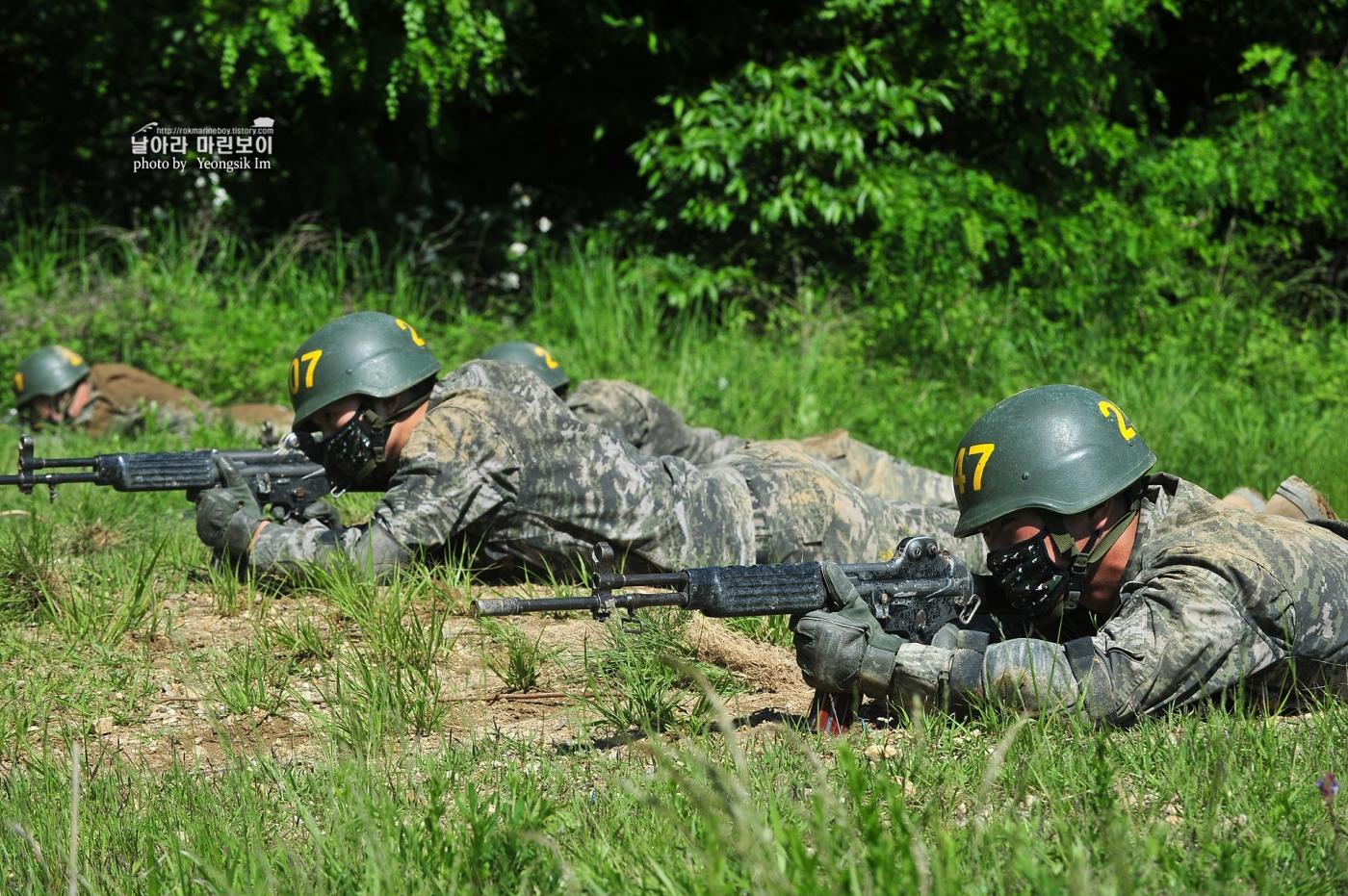 해병대 신병 1257기 2교육대 극기주 각개전투_2030.jpg