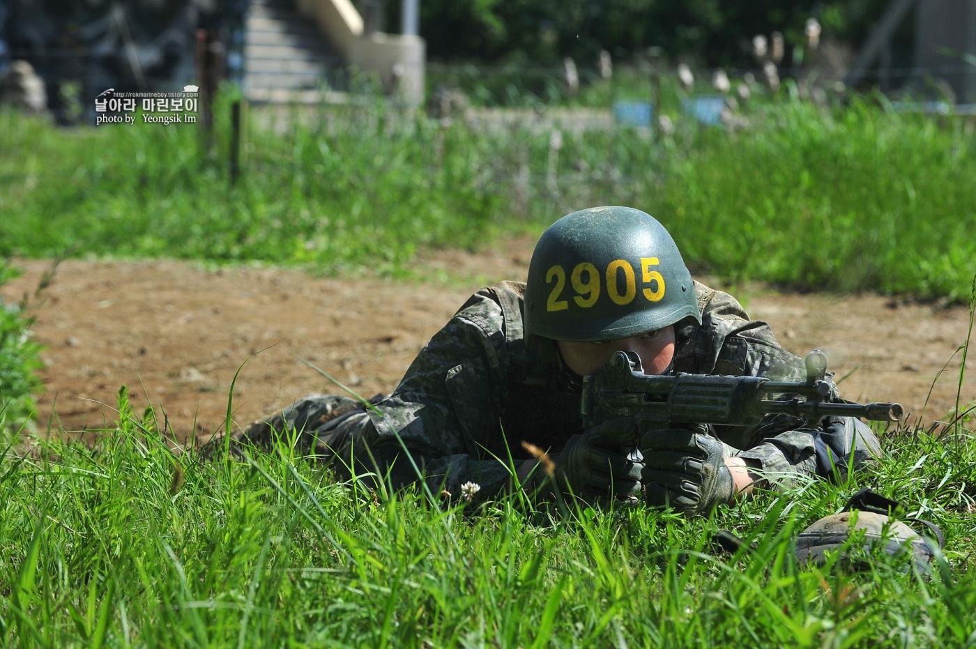 해병대 신병 1257기 2교육대 극기주 각개전투_2031.jpg