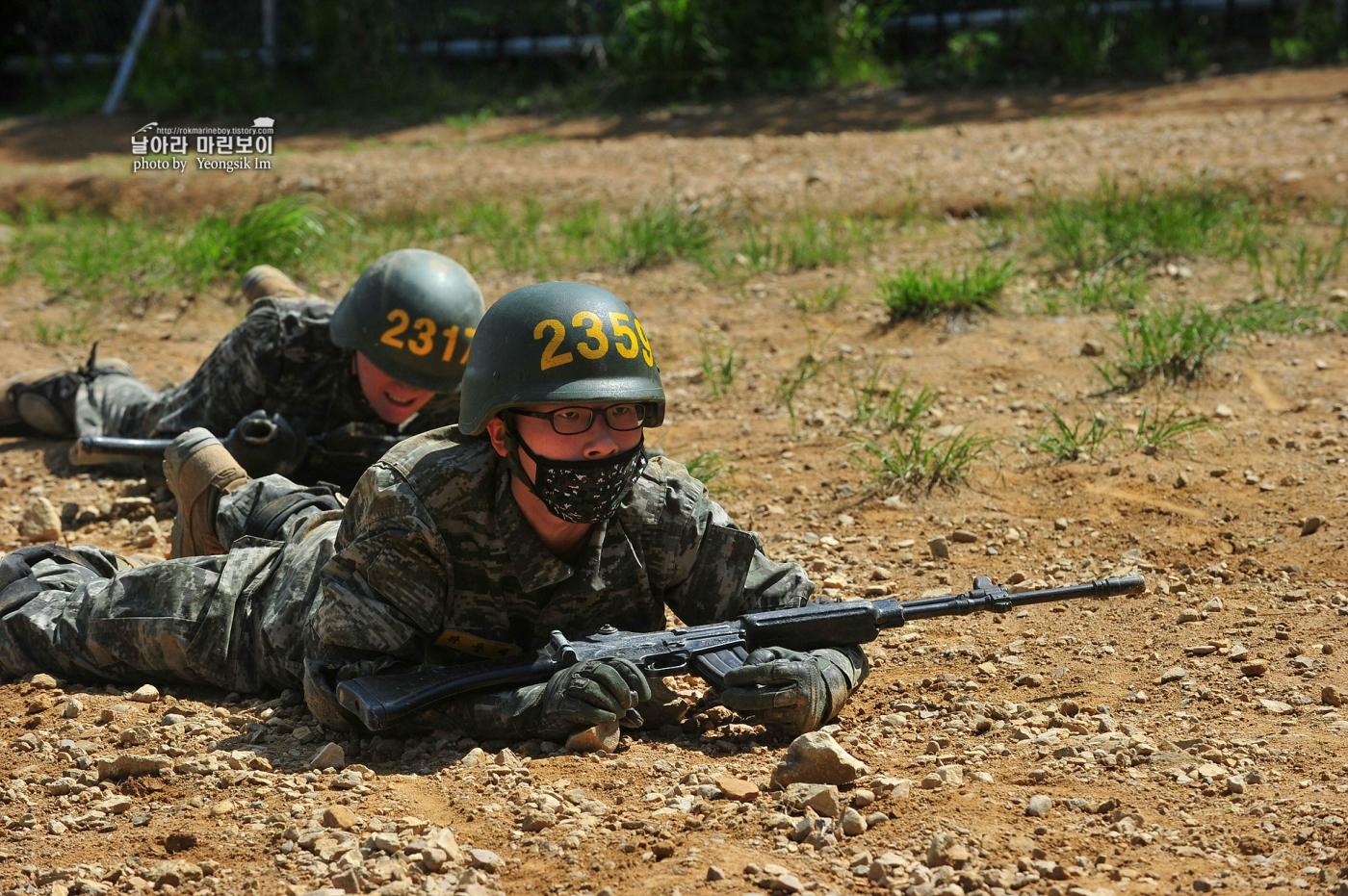 해병대 신병 1257기 2교육대 극기주 각개전투_2065.jpg