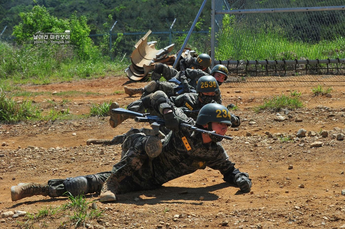 해병대 신병 1257기 2교육대 극기주 각개전투_2103.jpg