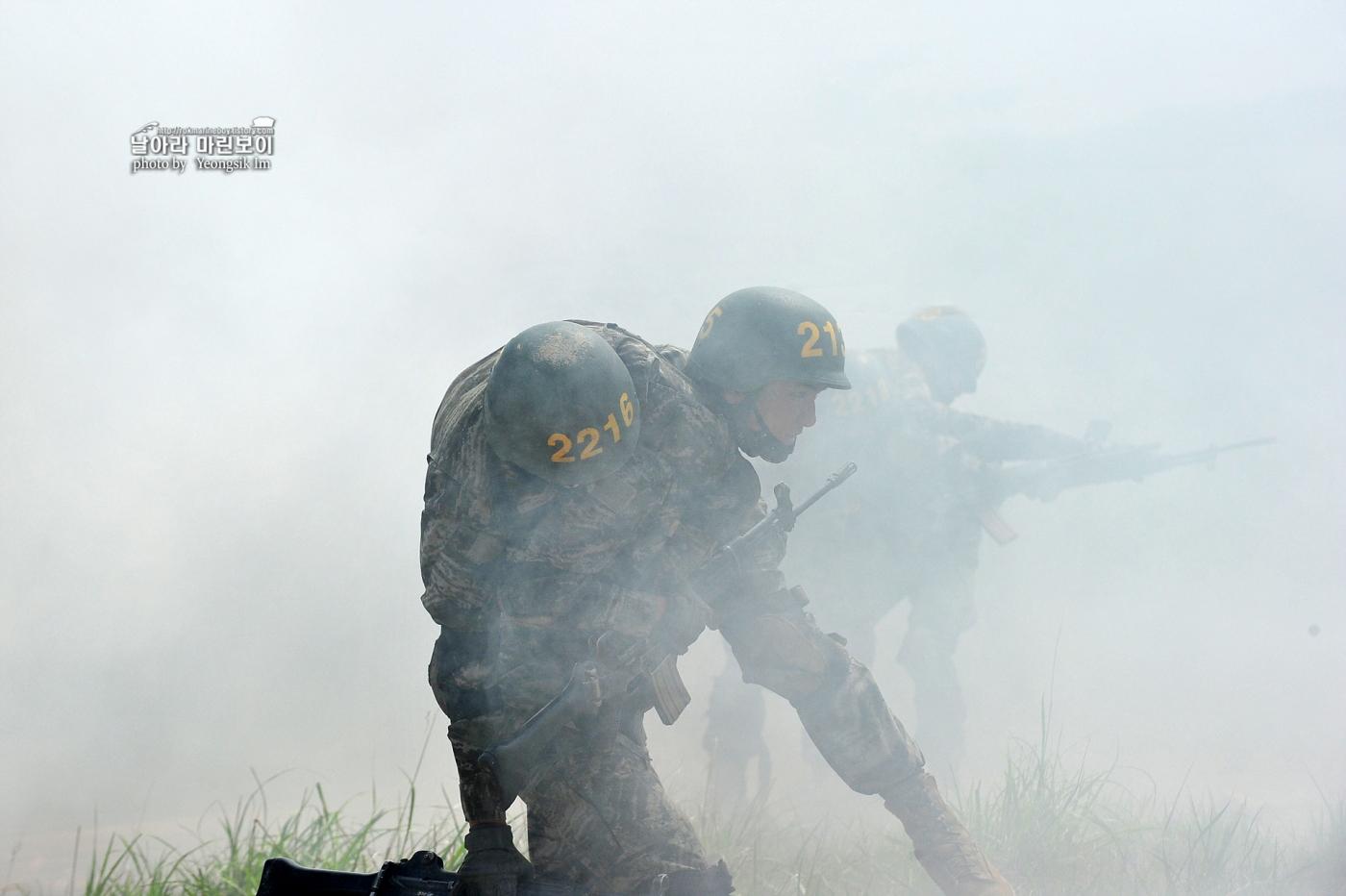 해병대 신병 1257기 2교육대 극기주 각개전투_2196.jpg