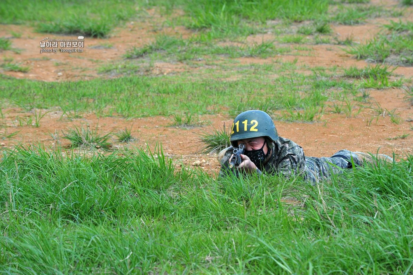 해병대 신병 1257기 2교육대 극기주 각개전투_2138.jpg