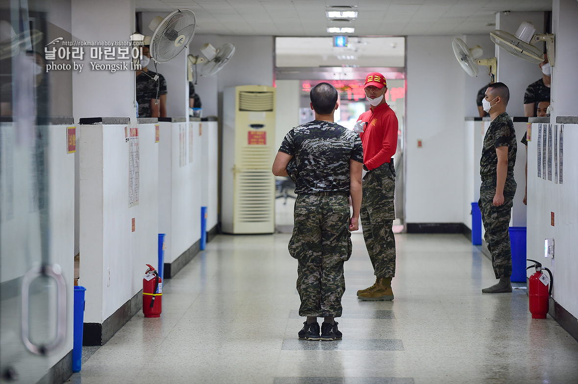 해병대 신병 1260기 3,5교육대 1주차 훈련모음 사진 임영식_7279.jpg