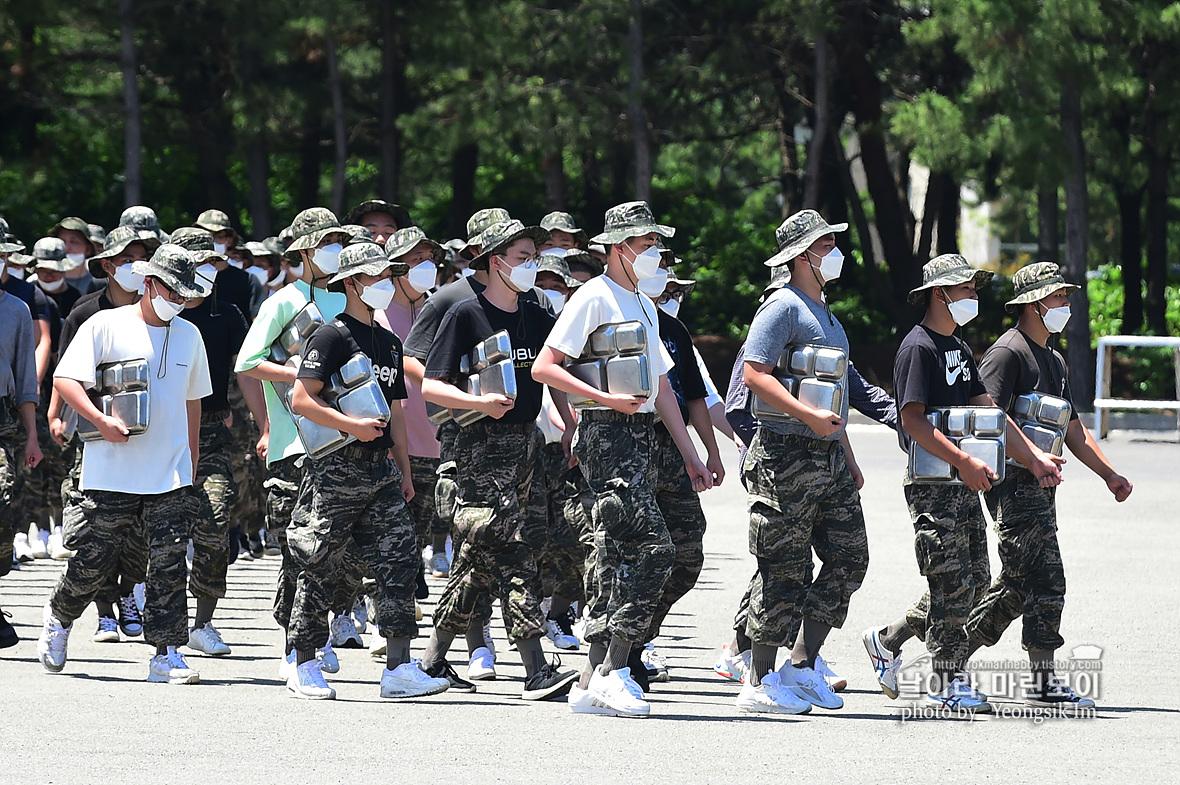 해병대 신병 1260기 3,5교육대 1주차 훈련모음 사진 임영식_6810.jpg