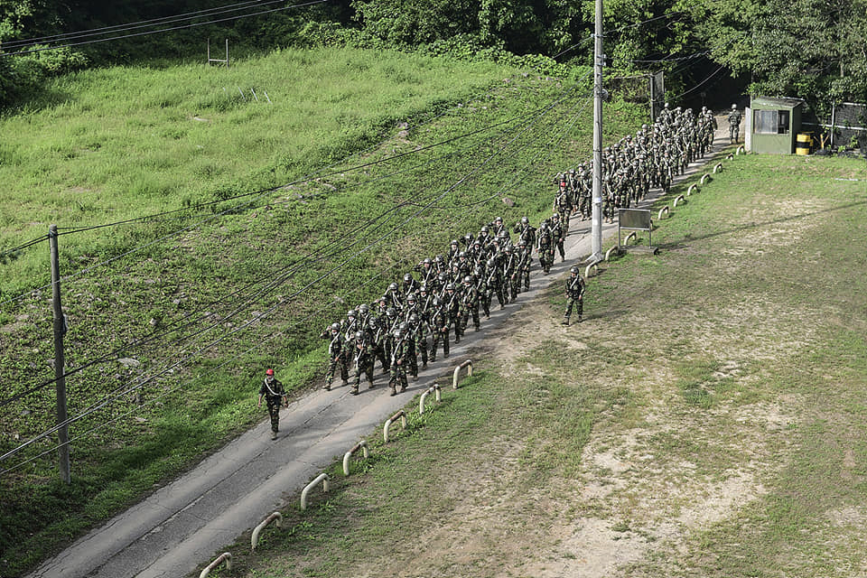 해병대2사단 상승여단 고강도 산악훈련 1.jpg