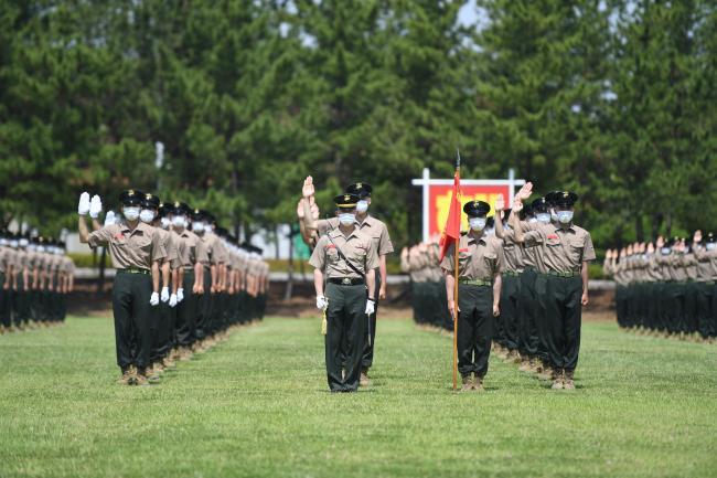 해병대교육훈련단 1269기 신병 수료식.jpg