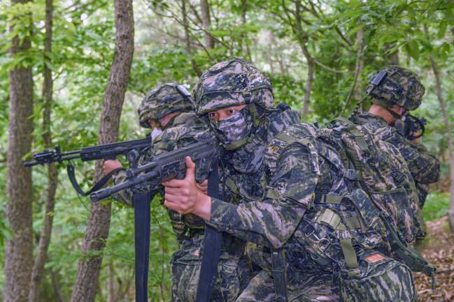 해병대2사단 중앙청대대 전술훈련.jpg