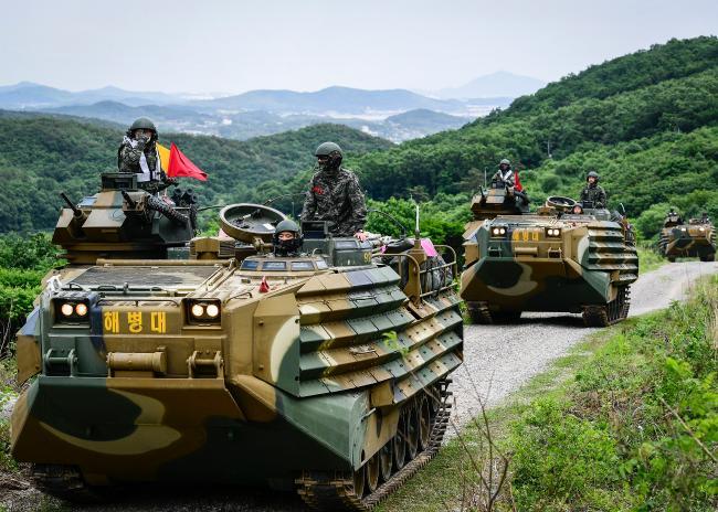 해병대2사단 상장대대 야외종합훈련.jpg