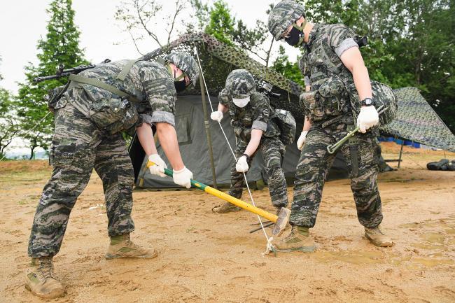 해병대2사단 군수대대 전술훈련 3.jpg
