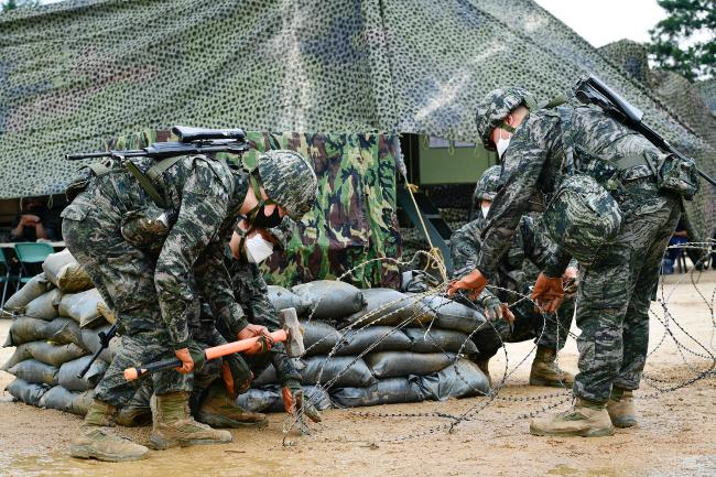 해병대2사단 군수대대 전술훈련 2.jpg