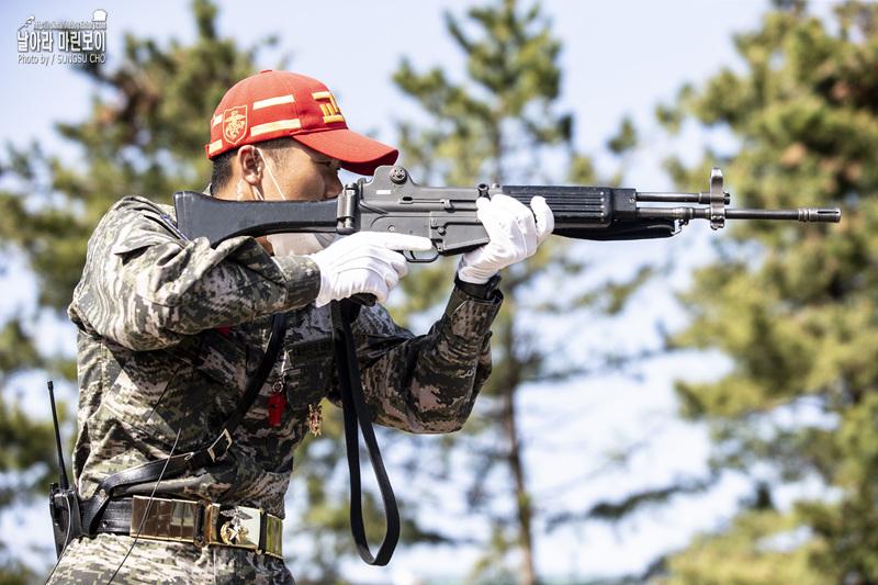 신병 1268기 5 교육대 3주 차 - 각개전투훈련 및 개인화기사격술훈련 1.jpg