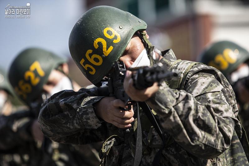 해병대 신병 1268기 3,5교육대 3주차 - 훈련모음.jpg