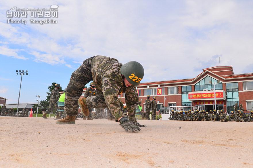 해병대 신병 1273기 2교육대 4주차 전투체력1_1802.jpg