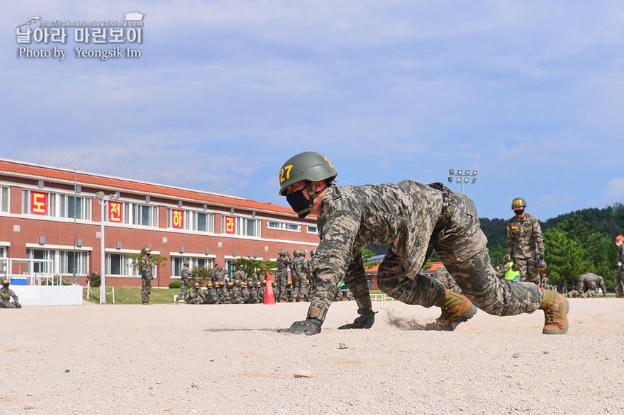 해병대 신병 1273기 2교육대 4주차 전투체력1_1807.jpg