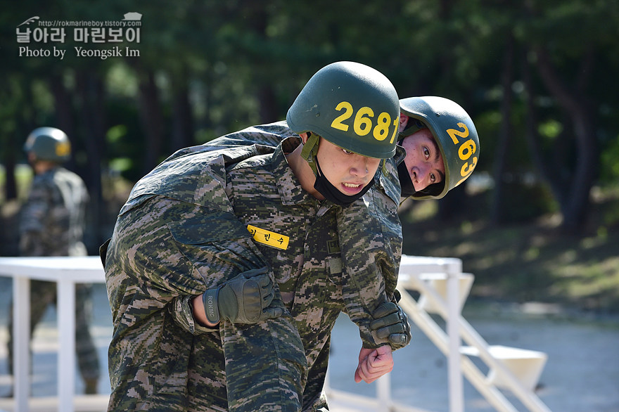 해병대 신병 1273기 2교육대 4주차 전투체력2_2358.jpg