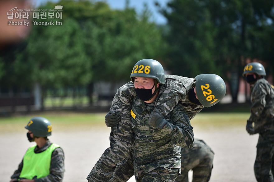 해병대 신병 1273기 2교육대 4주차 전투체력1_2023.jpg