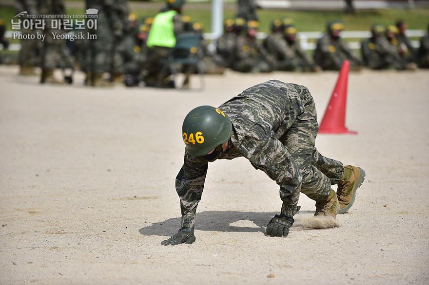 해병대 신병 1273기 2교육대 4주차 전투체력1_2028.jpg