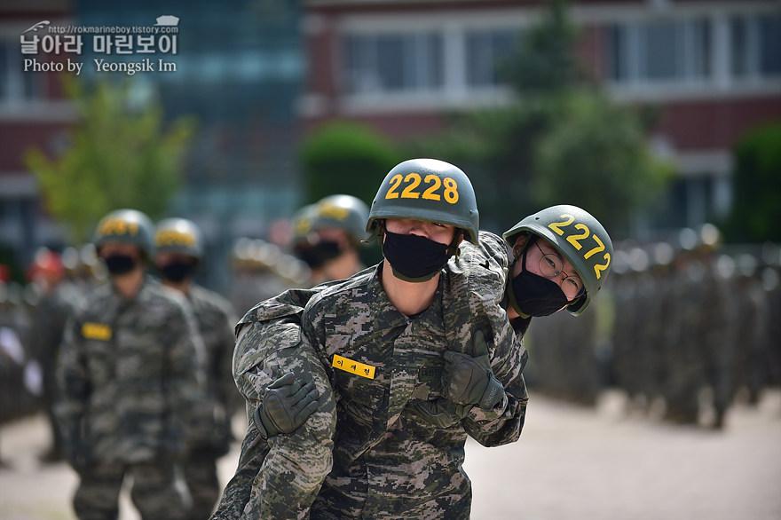 해병대 신병 1273기 2교육대 4주차 전투체력1_2017.jpg