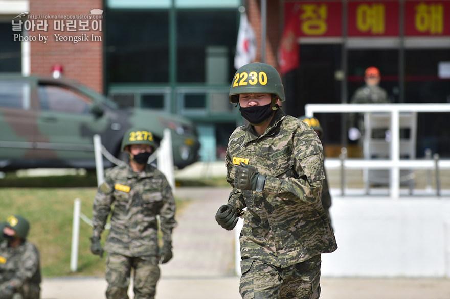 해병대 신병 1273기 2교육대 4주차 전투체력1_2025.jpg