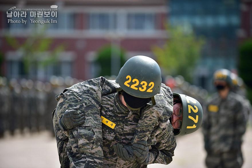 해병대 신병 1273기 2교육대 4주차 전투체력1_2013.jpg