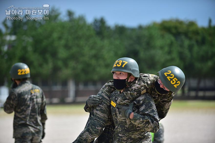 해병대 신병 1273기 2교육대 4주차 전투체력1_2022.jpg