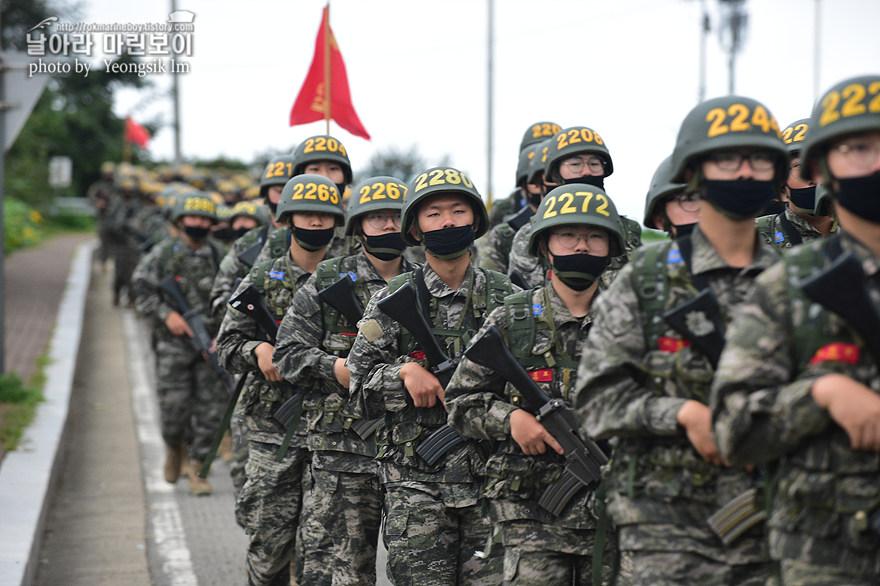 신병 1273기 2교육대 6주차 사격행군_6016.jpg